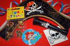 Pirate's Stash Party Bag £2.00