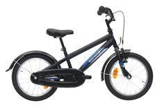"1600,- EBSEN 16"" DIRT BOY  1 SPEED CB  BLACK MAT 2016 Klassisk Citybike"