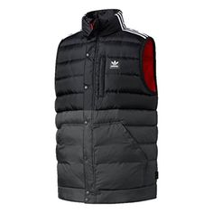Adidas Originals, Winter Jackets, Vest, Fashion, Warriors, Winter Coats, Moda, Winter Vest Outfits, Fasion