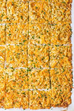 These crunchy, creamy hash browns are as easy as they are delicious. If you're cooking for a crowd, this is the hash brown recipe you want. It's a perfect large group recipe and a super easy choice. It's also a handy make ahead breakfast dish and they hold great! This is another great AlohaDreams Cooking for a Crowd recipe. Try these flavorful hash browns today! via @https://www.pinterest.com/alohadreams/