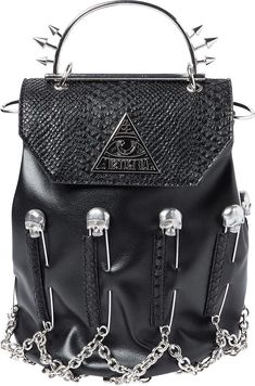 12f5a022162c Disturbia - Cauldron Bag - Buy Online Australia – Beserk  buypurseonline