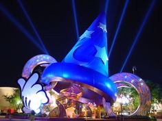 Hollywood Studios, Walt Disney World, Kissimmee, Florida