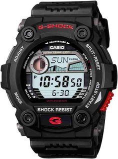 Casio G-Shock G-Rescue G7900 Cold Resistant Watches