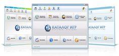 Каталог игр- это бесплатная программа для компьютера, которая поможет Вам найти новые клиентскиеи браузерные онлайн игры, узнать краткую информацию о них, просмотреть видео и скриншоты, а также