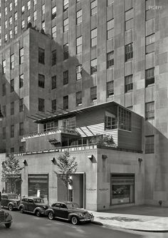 Rockefeller Center, 1940