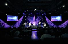 Arrayed from Capo Beach Church in Dana Point, CA | Church Stage Design Ideas