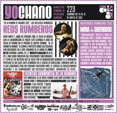 SANT GAUDENCI Rumba Catalana: YOCHANO nº223