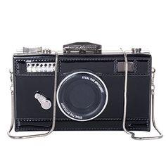 Women's PU Film Camera Shaped Snapshot Casual Cross body ... https://www.amazon.com/dp/B073SNKJ7V/ref=cm_sw_r_pi_dp_U_x_OtDFAbFAP5VWG