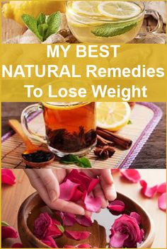 3 Most Effective Remedies To Lose Weight | Health Me Up