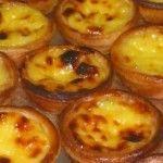 Receita de Pasteis de Belem - Receitas Já, rapidas, faceis e simples Culinária para todos!!!