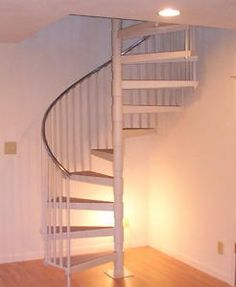 1000 images about spiral staircase for yurt on pinterest for 4 foot spiral staircase