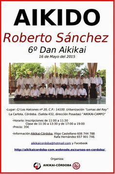 KARATE DAVID: Curso Nacional de Aikido en Córdoba