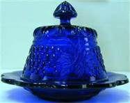 Cobalt Blue Glass -