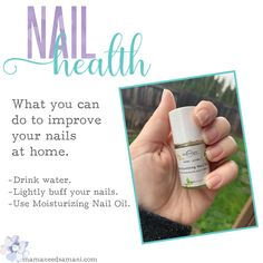 Keeping your fingernails looking and feeling healthy is important.