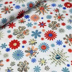 Macrina Busato - handmade - flowers multi