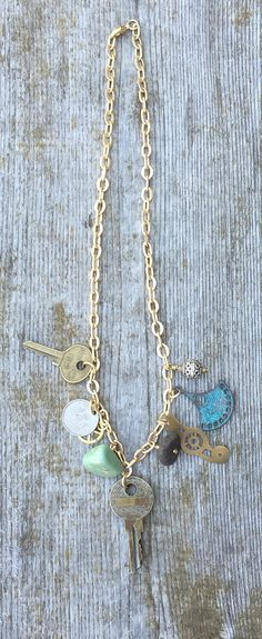 Charmed I'm Sure by BellaMiJewelry on Etsy
