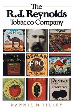 In this corporate history of the R. J. Reynolds Tobacco Company, Nannie M. Tilley recounts the story of Richard Joshua Reynolds and the vast R. J. Reynolds tobacco complex with precision and drama. Re