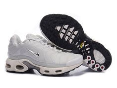 Chaussures de Nike Air Max Tn Requin Enfant Blanc Nike Tn Enfant Nike Air  Max Tn 06028fa613fc