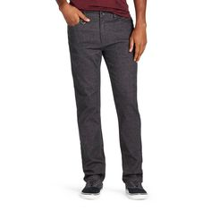 Modern Threads By Well Versed - Men's 5 Pocket Twill Pants