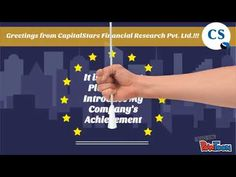 "CapitalStars Winner in Pro Advisory Championship 2016-17 :CapitalStars Financial Research Private Limited"" is a SEBI registered, an ISO 9001:2015 certified, NSIC—CRISIL rated in 2014 and Global Quality Award winning renowned investment advisory for its ""Best Research and Investment Advisory Services Company of the year-2016"","