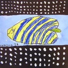 Fish, child -7- with Britta Johanson