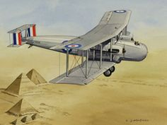 """""""Vickers Victoria troop carrier"""". Watercolour painting by Colin J Ashford."""