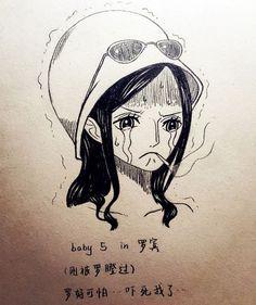 One Piece, Nico Robin.