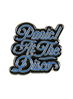 Panic! At The Disco Enamel Pin,