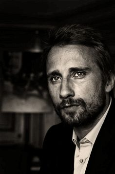 'You need to go where passion is. Even if it's scary as hell. Because that's life... everything else is nonsense.' - Matthias Schoenaerts