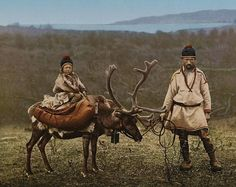 The Saami - Reindeer People of the North