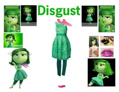 """""""Disgust"""" by livelifeloud24 on Polyvore"""