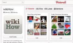 wikiHow to Use Pinterest -- via wikiHow.com