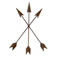 Shop Joss & Main for your Arrow Wall Decor. Hang this wall decor above the mantel to create an eye-catching focal point, or let it be the stylish anchor for your dining room sideboard or entryway console.