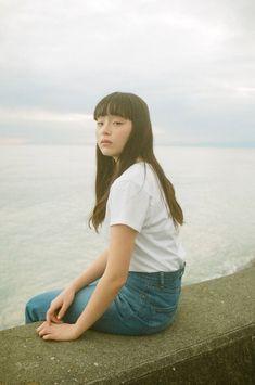 Japanese Models, Japanese Film, Human Poses Reference, Drawing Reference, Japanese Aesthetic, Aesthetic Gif, Female Poses, Interesting Faces, Ulzzang Girl