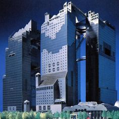 Breathtaking Umeda Sky Building Osaka Hiroshi Hara 1990 - skyscraper, design, building