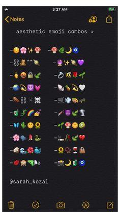 Emoji For Instagram, Instagram Captions For Friends, Instagram Bio Quotes, Instagram Blog, Insta Bio Quotes, Funny Emoji Combinations, Noms Snapchat, Cute Names For Boyfriend, Simbolos Para Nicks