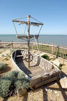 Amazing Ideas for a Pirate Themed Backyard - Pirate Adventures on ...