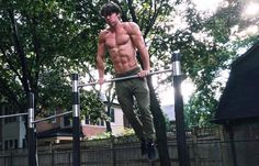 Learn how to perform your first muscle up here: Progression & Technique