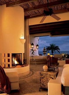 Las Ventanas al Paraiso, Cabo, Mexico. The private rooftop terrace is about as romantic as it gets.