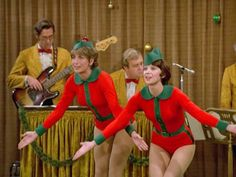 """laverne & shirley Christmas Episode 