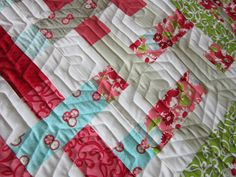 quilting | Quilting Is My Bliss: Laura's Quilt - Happy New Year