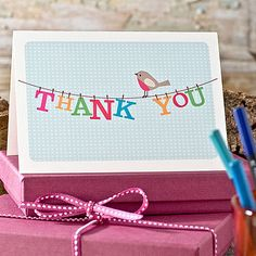 love thank you cards