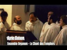 ▶ Kyrie Eleison (Ensemble Organum - Chant des Templiers) - YouTube