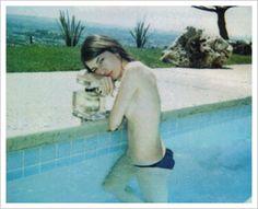 Sofia Coppola for Marc Jacobs by Jurgen Teller
