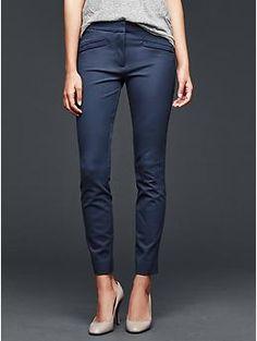 Ultra skinny zip pants | Gap