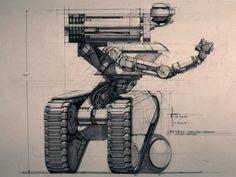 Rocketumblr | Syd Mead