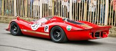 Photo of the day: Ford P68 F3L