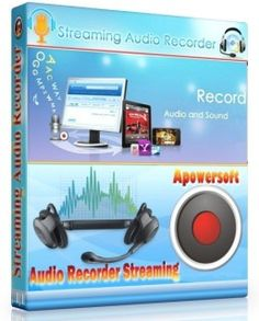 Apowersoft Streaming Audio Recorder 4.0.6 Türkçe