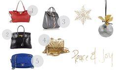 ¡5 bolsos de fiesta ideales para estas Navidades!