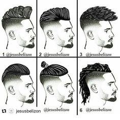 "7,894 Likes, 107 Comments - Hair Mens Guide - BARBER VIDS (@hairstylemens) on Instagram: ""#hairstylemens FOLLOW ▶ @msfashio ◀ 👏 #hair #followme #losangeles #love #hairstyle #washington…"""